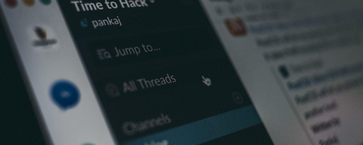 capture écran application mailing